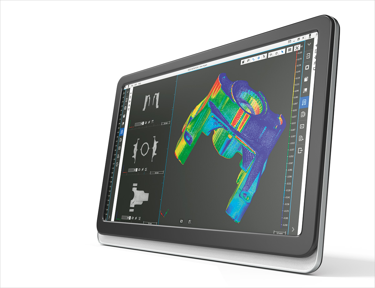 Software de visualización y evaluación CT de ZEISS