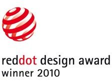 reddot design award 2010